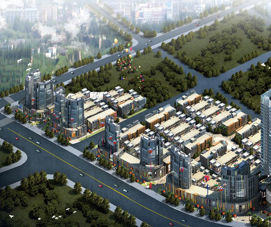 湖北谷城光彩产业园